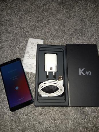 Telefon LG K40. Blue.