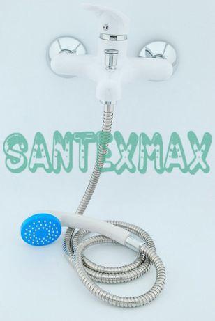 Смеситель для душа и ванны из термопластика Brinex 36W 006-1 Новинка!