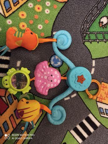 Zabawka do wózka zawieszka