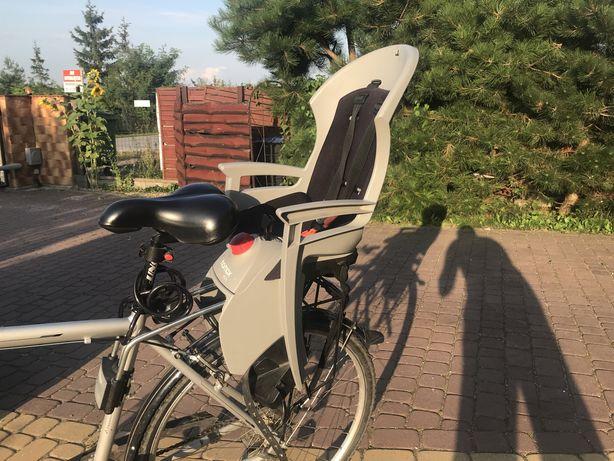 Fotelik rowerowy Hamax Siesta + 2 UCHWYTY