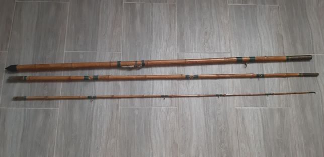 Wędka bambusowa 4,5 m