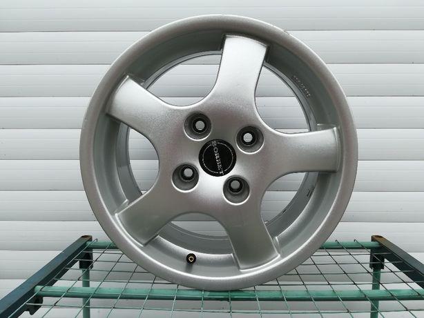 """Felgi aluminiowe BORBET 4x114,3 / 15"""" / Nr2"""
