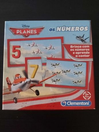 Os números - Planes