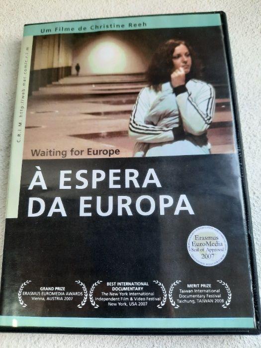 Á Espera da Europa (DVD) Odemira - imagem 1