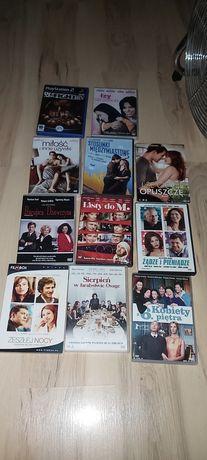 Filmy DVD sprzedaż jedna nawet we foli