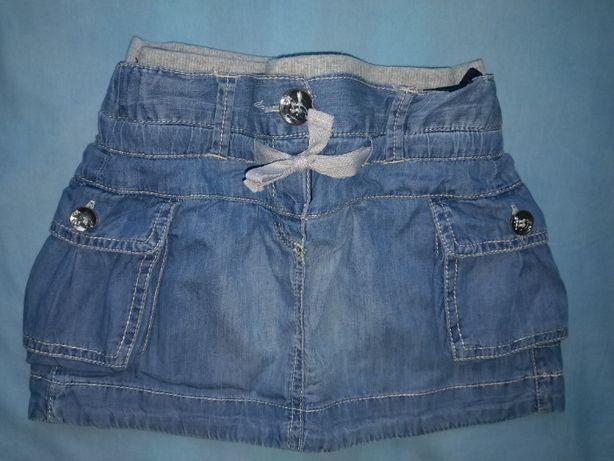 Юбка джинсовая IDO р. 116 (110)
