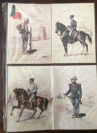 Uniformes Militares Portugueses