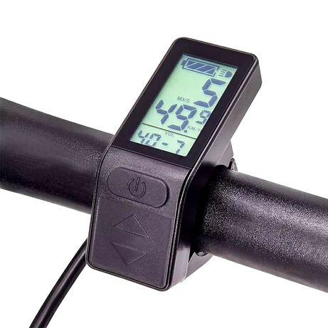 Mini display para bicicleta eléctrica