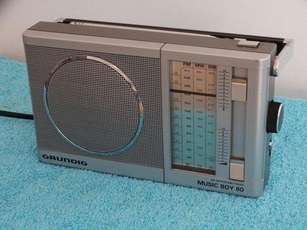 Radio Grundig Music Boy 60 sprawne. WYSYŁKA.