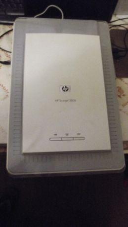 Сканер HP Scanjet3800