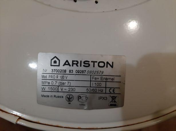 Бойлер Ariston 100L на восстановление или запчасти