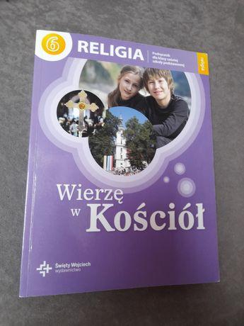 """Podręcznik do religii ,,Wierzę w Kościół"""""""