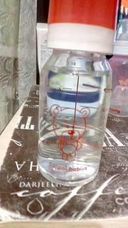 Бутылочка canpol babies 120 мл стекло