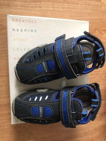 Sandały  Chłopięce Geox użymane