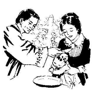Zaświadczenie dla Rodziców Chrzestnych