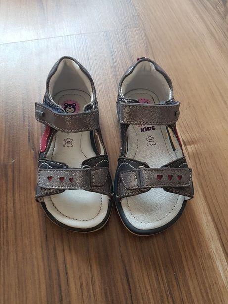 Sandałki lasocki kids r.23