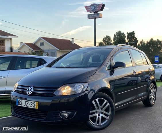 VW Golf Plus 1.6 TDi Confortline