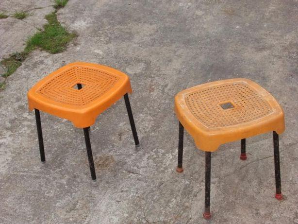 Krzesełka okres PRL
