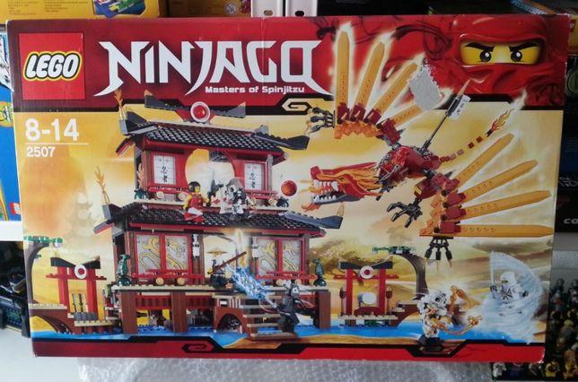 LEGO Vários Sets Ninjago Novos e Selados Descontinuados