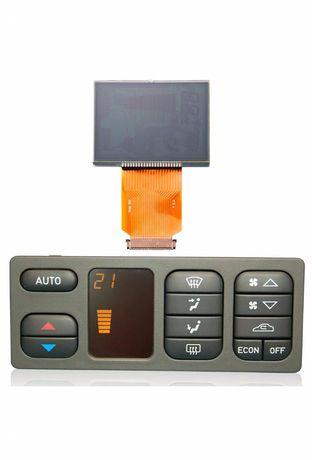 LCD de ar condicionado para Saab 93