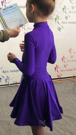 Платье для турниров