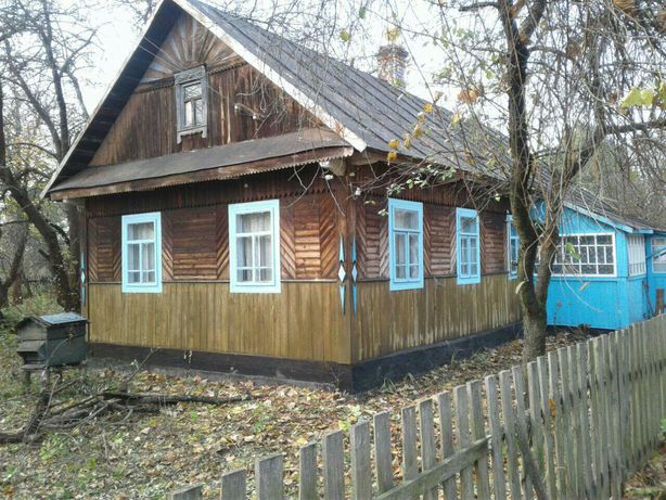 Деревяний будинок