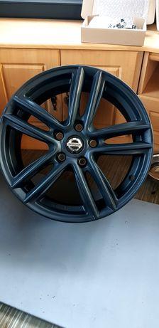 Felgi aluminiowe, nowe 17 cali  Nissan .BROCK.RC