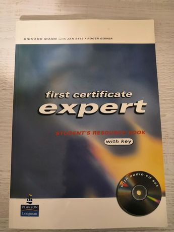 First certificate expert students book