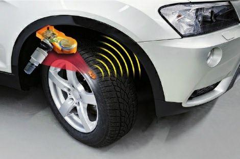 Czujniki ciśnienia TPMS w kołach BMW Kia Toyota Nissan Opel Mazda Lexu