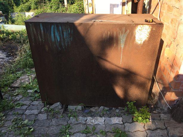 Бочка металическая (4мм)