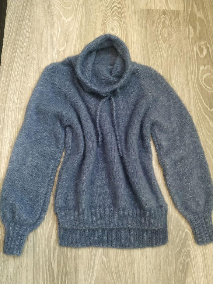 Вязаный женский свитер Сумы - изображение 1