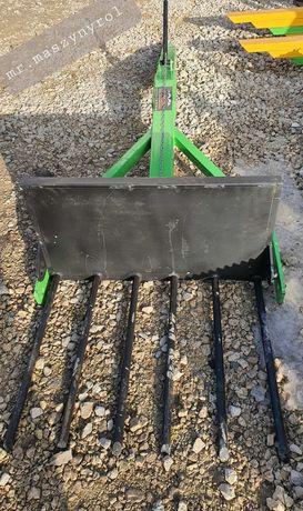 rama łyżka/widły łyżka 80 cm do tur podnośnik ładowacz na tył ciągnika