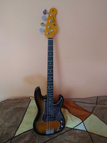 Gitara Basowa JAY TURSER