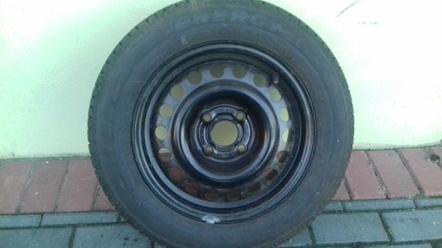 Koło zapasowe, felga 14 cali Opel Astra Corsa opona Michelin Energy