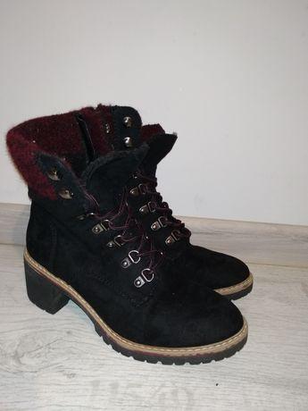 Buty botki kozaczki
