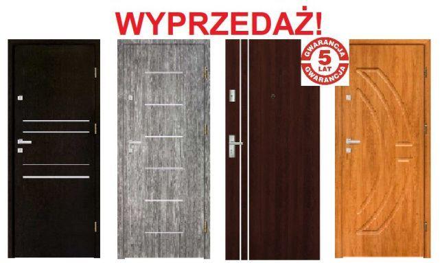 Drzwi z MONTAŻEM ,zewnętrzne ,WEJŚCIOWE do mieszkania-wewnątrzklatkowe