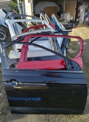 volkswagen polo 2G drzwi prawe przód