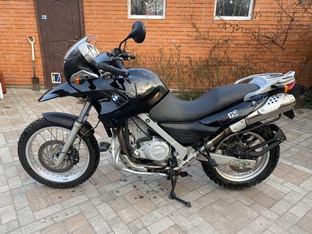 BMW GS 650 в отличном состоянии мотоцикла