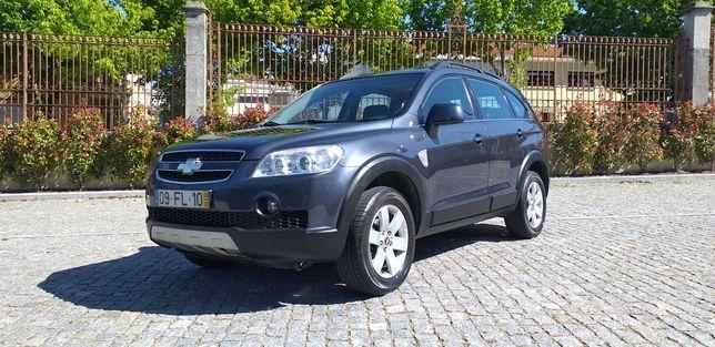 Chevrolet Captiva 7 Lugares + 2.0 Diesel Completamente Novo