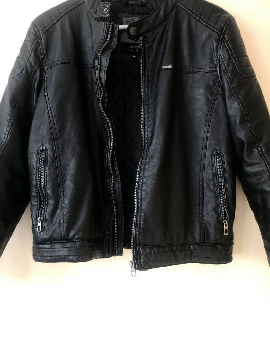 kurtka chłopięca na 164 C&A jak skórzana Kielce - image 1
