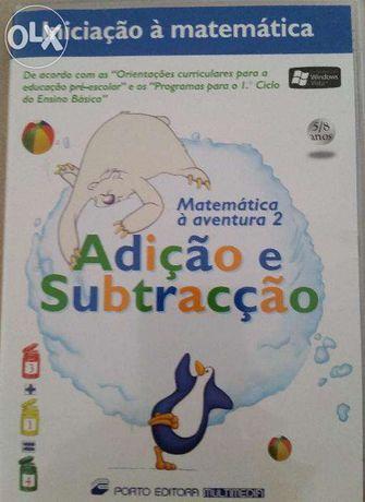 Matemática à Aventura 2 -Adição e Subtração