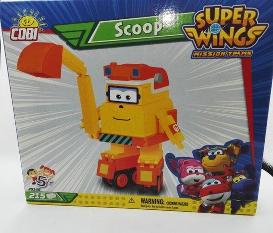 Super Wings Scoop