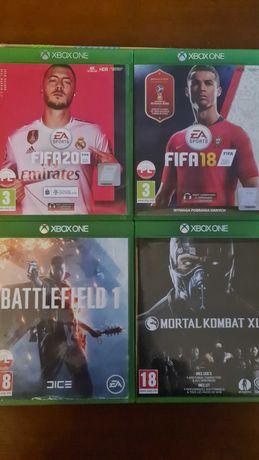 Gry Xbox One Różne ceny