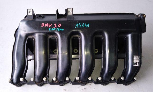 BMW E60 / E70 Kolektor ssący 3.0D