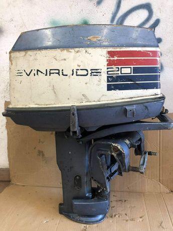 Silnik zaburtowy EVINRUDE 20