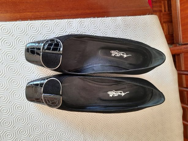 Sapatos elegantes Miss Della