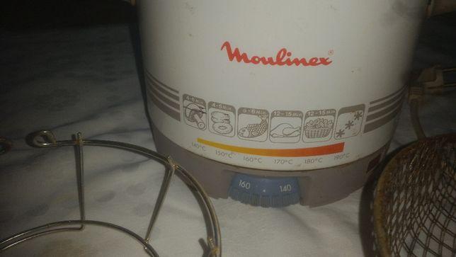 Fritadeira elétrica Moulinex