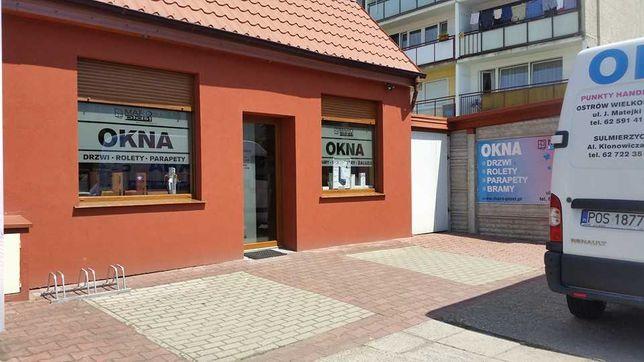 Sprzedaż i montaż okien, drzwi, rolet