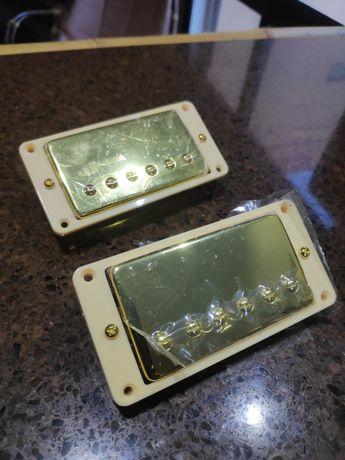 Pickups dourados novos