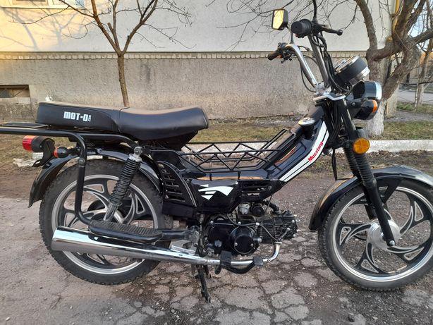 Mustang delta 110